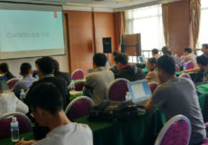 Successful CAESES Training in China