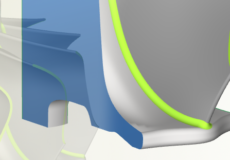 New Case Study: Turbine Wheel Optimization