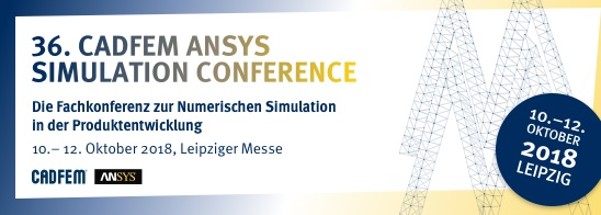 36. CADFEM ANSYS Simulation Conference