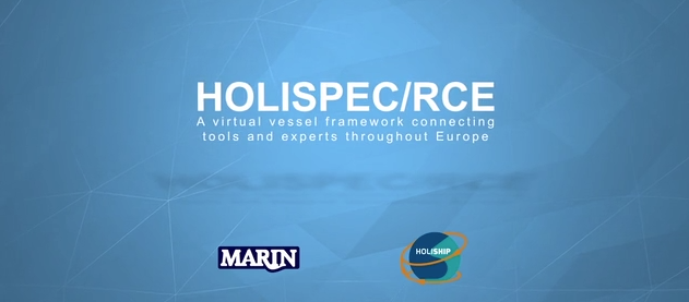 HOLISPEC/RCE – A Virtual Vessel Framework