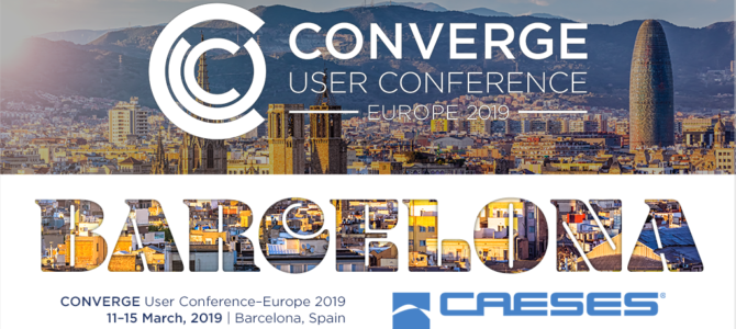 CONVERGE User Conference
