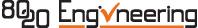 8020 eningeering logo