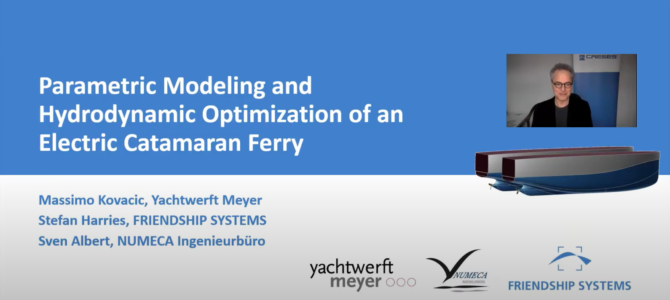 Marine CFD Workshop 2021 – Recording Available